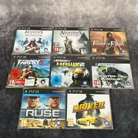 Ubisoft PS3 PlayStation 3 PAL Game Rare Promo Bundle Far Cry Splinter Cell etc