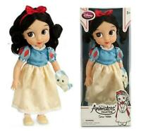 "Disney Princess Snow White Animators Collection Toddler 16"" Doll  11"