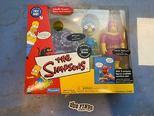 Playmates The Simpsons WOS Playset - Lunar Base Radioactive Man Fallot -New MIB!