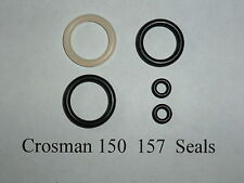 Crosman Crossman 150 157 160 167 CO2 Gun Seal Reseal Repair O-Ring Kit