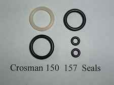 Crosman Crossman 150 157 160 167 CO2 Gun Seal Reseal Repair O-Ring Kit