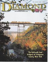 The Diamond: 3rd Qtr, 2016 issue of the ERIE LACKAWANNA Historical Soc, LAST NEW