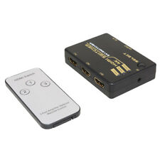 Video Switch HDMI Switcher Box Video Adapters 3 Input 1 Output 4K*2K 3 Port