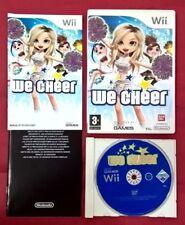 We Cheer - NINTENDO Wii - USADO - MUY BUEN ESTADO