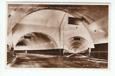 Mersey Tunnel Junction Chamber Main & Branch Tunnels 1934 Real Photograph
