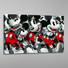 HD Print Home Art Wall Decor Painting Disney Mickey Mouse on Canvas 16x24