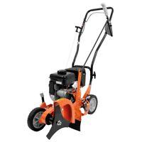 Gas Walk-Behind Edger Lawn Edging 9 in. Wheel Adjustable Blade Curb-Hopping Trim