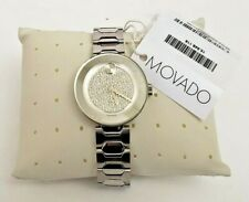 Movado Women's Swiss BOLD Stainless Steel Bracelet Watch 32mm, 3600567