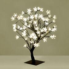 Modern Warm White LED Bonsai Tree with 72 LED Fairy  Twig Lights Table Lamp