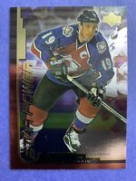 1999-00 Upper Deck Gold Reserve Star Power #159 Joe Sakic Colorado Avalanche