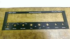 Marantz 2275  Black laser etched faceplate Post 4th of July Sale!