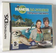 Pianeta Da Salvare - I Difensori Del Mare - Nintendo DS
