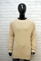 TRUSSARDI Maglione Taglia 2XL Cardigan Maglia Pullover Uomo Man Sweater Casual