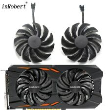 PLD09210S12HH T129215SU 4Pin Cooler Fan For Gigabyte GeForce GTX1060 1070 RX570