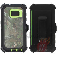 For Samsung Galaxy S7 Defender Case (Belt Clip Fits Otterbox)