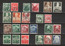 Allemagne  Lot de timbres anciens Germany  Deutschland