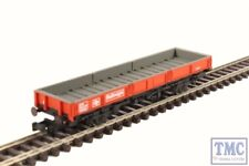 377-725A Graham Farish N Gauge SPA Wagon BR Railfreight Red with Steel Coils
