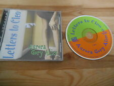 CD Indie Letter To Cleo - Aurora Gory Alice (10 Song) GIANT / CHERRY DISC
