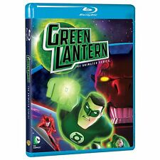 GREEN LANTERN - THE ANIMATED SERIES   Blu Ray - Sealed Region free for UK