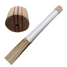Cw Cricket Bat Handle Accessories 1 Pc English Willow Bat For Repair Broken Bats