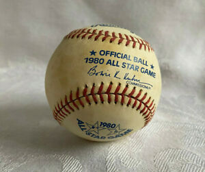 1980 All Star Game Rawlings Offical MLB Baseball Ball with Original Box ASG