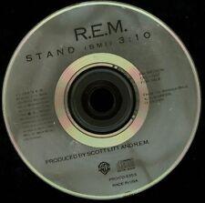 R.E.M. Stand USA Promo CD single Warner Bros. Records PRO-CD-3353