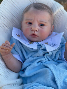 Reborn baby Girl Or boy ~ Reborn By Me. Includes Postage