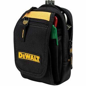 DeWalt Small Accessory Tool Electricians Technicians Pouch - CLC DG5104