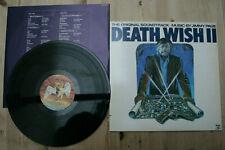 Death Wish II - Soundtrack - Vinyl LP - SSK59415 Jimmy Page