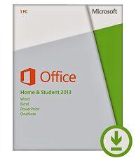 ●ANGEBOT● Microsoft Office Home and Student 2013 ★★★Sofortversand 30Minuten★★★