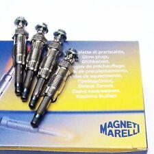 4 x Glühkerze Magneti Marelli FIAT Ducato 290 1.9 D 2.5 D 2.5 TD Panda 1300 D