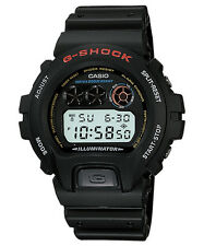 CASIO DW-6900-1V G-SHOCK Standard Digital Resin Strap Black