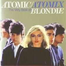 2x CD - Blondie - Atomic / Atomix (The Very Best Of Blondie) - A282
