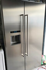 """New listing KitchenAid Kbsd602Ess 42"""" Stainless Built-In Side/Side Refrigerator"""