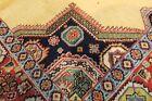 Authentic Wool RNRN-110 3'2'' x 4'6'' Persian Tebriz Rug