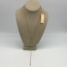 Sylvia Benson Gold-Tone Necklace