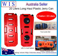 20L Jerry Can Fuel Container With/without Holder Spare 4WD 4X4 Container