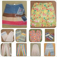 New unworn Oilily vintage Lot 10 pc woman girls pants dress skirt 176 S