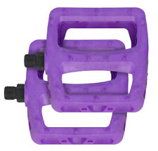 Odyssey Twisted PC Pedals - Platform Composite/Plastic 1/2 Purple