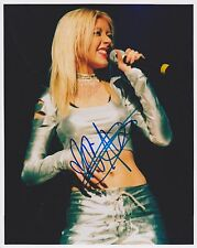 Christina Aguilera HAND Signed 8x10 Photo Autograph, Dirrty, The Voice Within