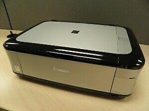Canon PIXMA MP560 All-In-One Inkjet Color Printer Scanner Copier