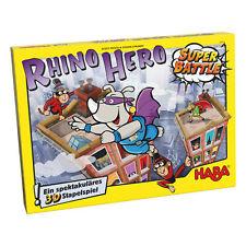 Haba Rhino Hero Super Battle treza social juego juegos de niños