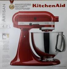 4.8 L KitchenAid ARTISAN 5KSM125BER RED BRAND NEW SEALED BOX