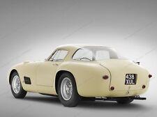 8x10 Print Ferrari 410 Berlinetta Speciale 1955 #FER