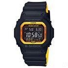 CASIO G-SHOCK Black & Yellow Multi-Band 6 Limited Edition Watch GW-M5610BY-1