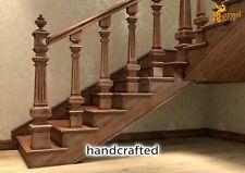 Unique Wood Spindles designs - Stair parts (10 pc.)