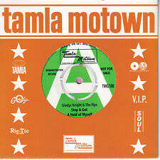 "Gladys Knight "" Stop & Get A Hold Of Myself "" Tamla Motown  Reissue Listen"
