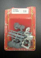 Games Workshop Fantasy Warhammer Chaos Dwarfs Hobgoblin Wolf Rider OOP 1992 Rare