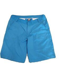 Puma Men's Golf Shorts Size 36 Light Blue
