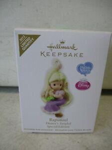 Hallmark Keepsake Ornament Disney Tangled Rapunzel